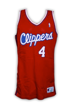 Los Angeles Clippers Jersey History Jersey Museum